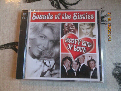 Time Life Cd Sounds Of The Sixties Groovy Kind Of Love New Sealed  • 35£