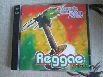 TIME LIFE CD SOUNDS OF THE 70s REGGAE IN MINT CON • 30£