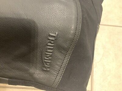 Triumph Kate Leather Trousers Black Size S • 75£