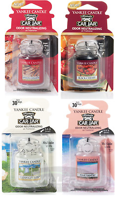 Yankee Candle Ultimate Car Jar 3D Car Air Freshener *Choice Of Scent* • 5.99£