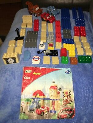 Very Rare Lego Duplo Disney Cars Set 5828 Big Bentley Boxed With Instructions ! • 7.90£