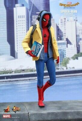$ CDN971.63 • Buy HOT TOYS MMS426 1/6 Scale SPIDER-MAN HOMECOMING Deluxe Ver. Tom Holland NIB