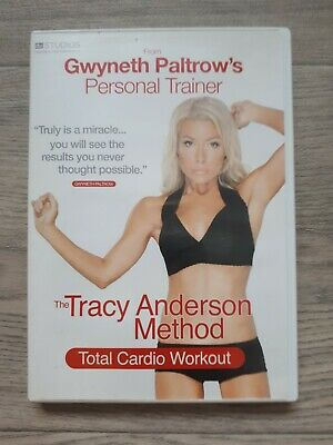 The Tracy Anderson Method - Total Cardio Workout (DVD, 2010) • 1£