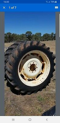 AU890 • Buy Zetor Tractor Rims And Tyres