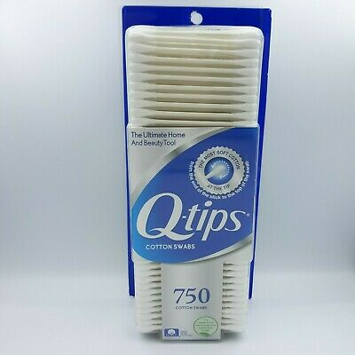 $ CDN12.61 • Buy Q-Tips White Cotton Swabs, 750 Count