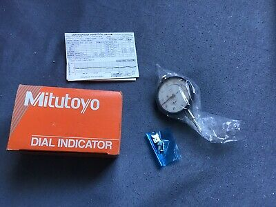 Mitutoyo Dial Test Indicator Model No. 2415S • 25£