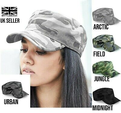 £7.35 • Buy Army Cap Camouflage Hat Camo USA Military Cadet Urban Men's Women's Baseball Cap