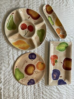 Fruitella By Rayware Serving Dishes • 3.70£