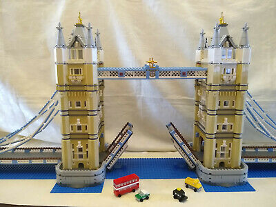 LEGO Creator Expert Tower Bridge (10214) Great Condition, 100% Complete • 110£
