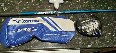 Mizuno JPX 900 Driver - Stiff Project X Evenflow Shaft, Headcover And Tool • 95£