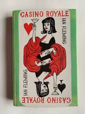 Casino Royale By Ian Fleming 1980 (J CAPE) VGC+ With  Near Fine Orig Dust Jacket • 155£