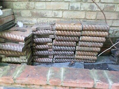 Original Victorian Glazed Rope Edging Atlaest 55 Whole Collection Only (London) • 290£