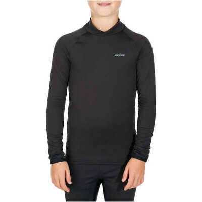 DECATHLON WEDZE KIDS' BASE LAYER SKI TOP AND TROUSERS SIZE 14 Years/ 153-162cm • 4£