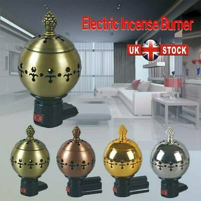 UK Wireless Electric Incense Burner Bakhoor Fragrance Spray Arabian Home UK Plug • 9.99£