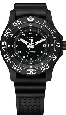 £768.51 • Buy Traser H3 P66 Tactical Mission Automatic Pro Tactical Watch Militär Armbanduhr K