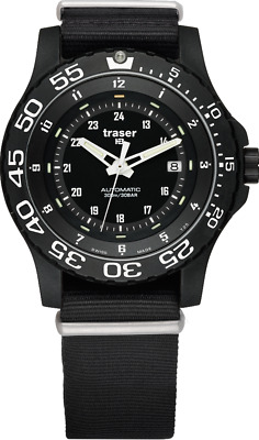 £768.51 • Buy Traser H3 P66 Tactical Mission Automatic Pro Tactical Watch Militär Armbanduhr N