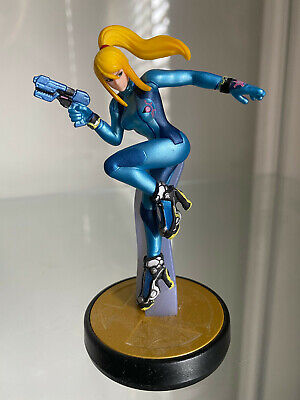 AU2 • Buy Zero Suit Samus Amiibo - Super Smash Bros - #40
