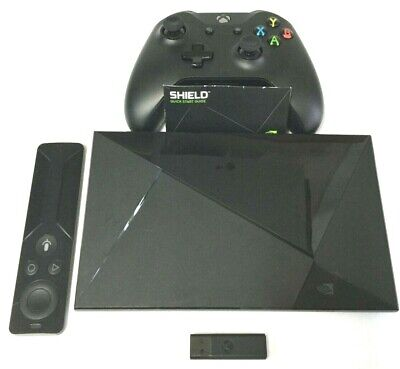 $ CDN216.99 • Buy Nvidia Shield TV 16GB 4K Streaming Media Player Android P2571 Remote Controller