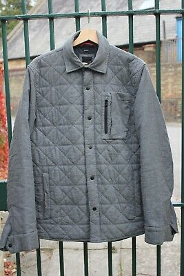 Victorinox Swiss Army Wyler Quilted Utility Insulated Mens Lumberjack Shirt Jack • 45£