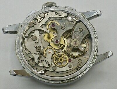 $ CDN88 • Buy Vintage CHRONOGRAPHE SUISSE 17 Jewels Chronograph