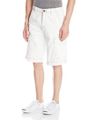 True Religion Cargo Combat Shorts White Size 28 - 30  • 69.99£