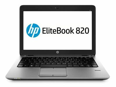 $ CDN2632.52 • Buy LOT OF (5) - HP EliteBook 820 G3, I7-6600U, 8GB RAM 128GB M2 SSD, Win 10 Pro
