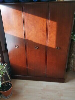 Mid-Century Teak Wardrobe From G-Plan, 1960s Retro  FREE LONDON DELIVERY • 299.99£