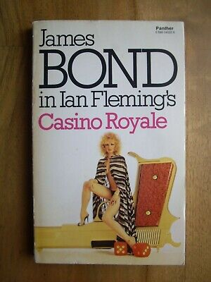 Casino Royale By Ian Fleming, 1978 James Bond 007 Panther Paperback Book • 6.99£