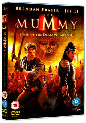 [DISC ONLY] The Mummy: Tomb Of The Dragon Emperor DVD (2008) Brendan Fraser • 1.29£