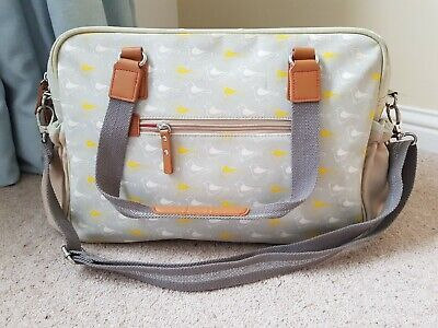 Changing Bag Baby Pink Lining Yummy Mummy *great Condition*  • 4.99£