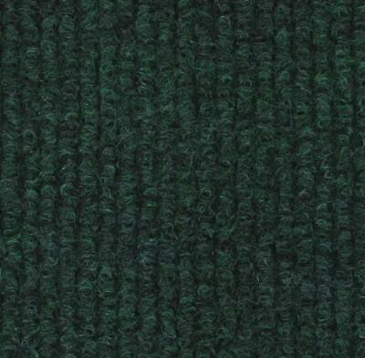 £30.50 • Buy CORD Dark Green | Quality Rib Carpet Recyclable Ideal Temporary Budget Flooring