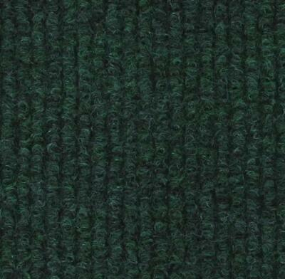 *Quality* Light Grey Rib Cord Carpet Recyclable Ideal Temporary Budget Flooring
