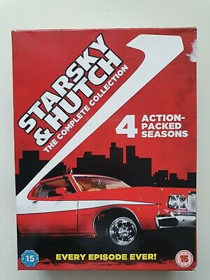 Starsky And Hutch: The Complete Collection (Box Set) [DVD] 2015 English UNUSED • 14£