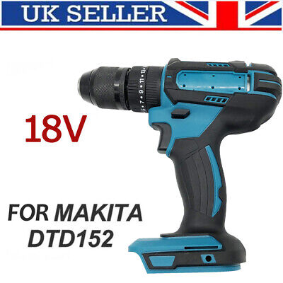 Electric Screwdriver Impact For Makita Cordless Drill Combi Driver 18V LXT- Body • 29.99£