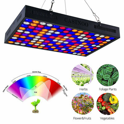 3000W 150 Dimmable Full Spectrum Commercial Grow Lights Indoor Hydroponic Plants • 30.99£