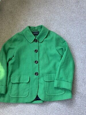Alex And Co Green Jacket Size 14 • 3£