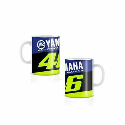 AU23.69 • Buy Valentino Rossi VR46 MotoGP M1 Yamaha Factory Racing Team Mug Official 2020