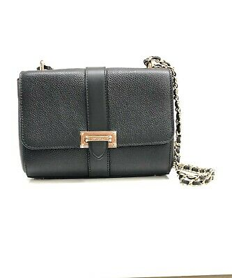 NEW Aspinal Of London Lottie Bag In Black RRP £450 • 250£
