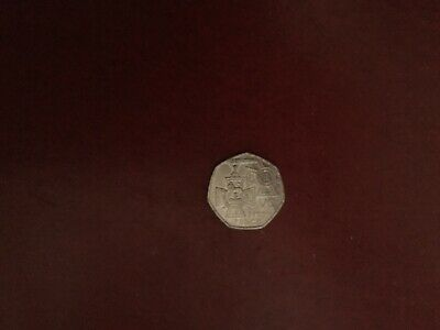 2006 Victoria Cross - VC Medal - 50 Pence 50P Coin • 1.70£
