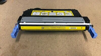 1 X Q5952A HP LASERJET 4700 (643A) YELLOW TONER 10K NEW GENUINE • 20£