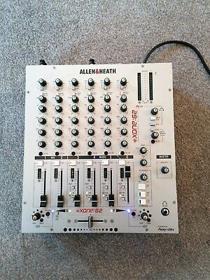 Allen & Heath Xone 62 Mixer • 143£