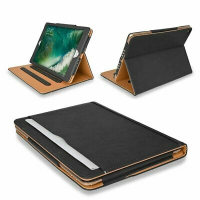 BLACK TAN Smart Magnetic Leather Stand Case Cover For Apple IPad Mini 1/2/3/4/5 • 4.49£