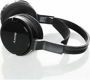 Sony Mdr-rf811rk Wireless Cordless Over-ear Headphones Rechargeable Tv Hifi  • 34.50£