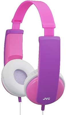 JVC Tiny Phones Kids Stereo Headphones With Volume Limiter - Pink • 17.76£