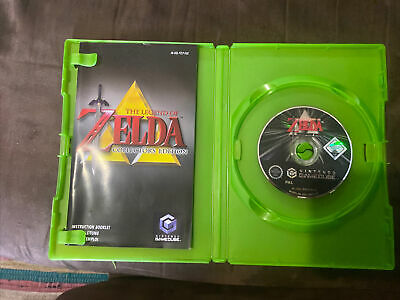 AU99 • Buy The Legend Of Zelda Collector's Edition Nintendo GameCube  Game And Manual Only