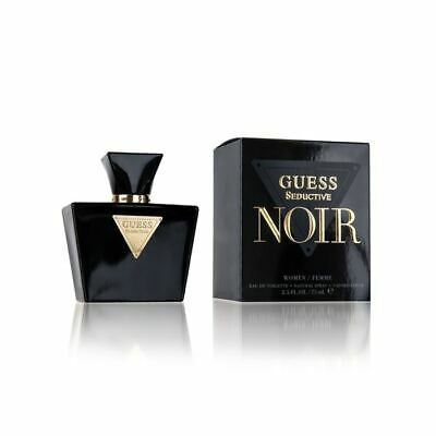 Guess Seductive Noir Women Eau De Toilette Spray 75Ml • 23.95£