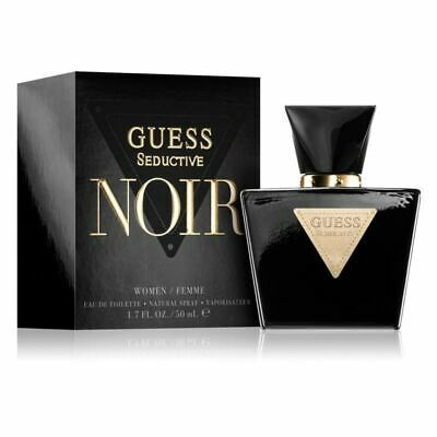 Guess Seductive Noir Women Eau De Toilette Spray 50Ml • 22.95£