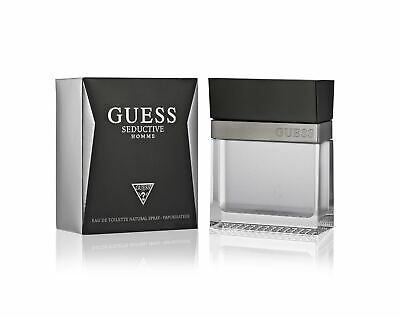 Guess Seductive M Eau De Toilette Spray 50Ml • 19.95£