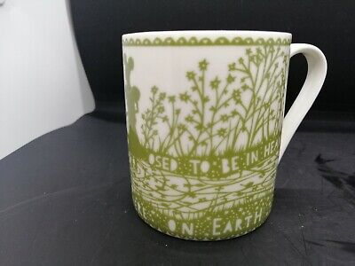 Rob Ryan China Mug 'Everything That Is Supposed To Be...' • 10£
