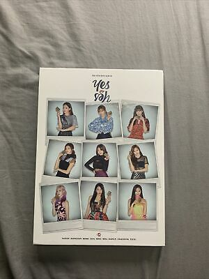 Twice Yes Or Yes Kpop Album (no Photocard) • 8£